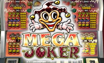 Reseña de la tragaperras Mega Joker de NetEnt en Juegos Palacio