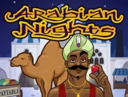 Arabian Nights – NetEnt