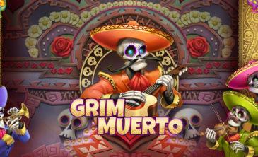 Reseña de la tragaperras Grim Muerto de Play'n Go en Juegos Palacio