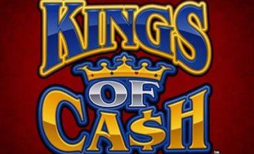 Reseña de la tragaperras Kings Of Cash de Microgaming en Juegos Palacio