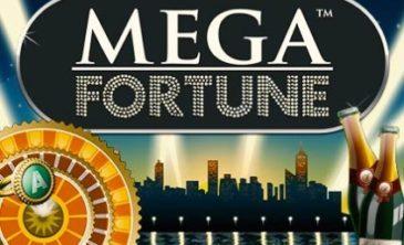 Reseña de la tragaperras Mega Fortune de NetEnt en Juegos Palacio