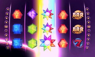 Reseña de la tragaperras Starburst de NetEnt en Juegos Palacio