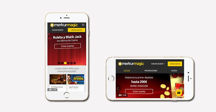 Merkur Magic Casino móvil