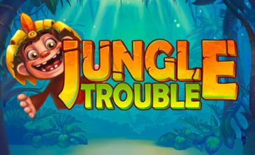 Reseña de la tragaperras Jungle Trouble de Playtech en Juegos Palacio