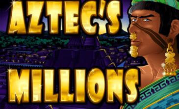 Reseña de la tragaperras Aztec's Millions de RTG en Juegos Palacio