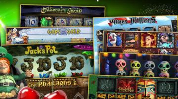 Las 5 mejores slots 888 casino