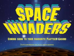 Space Invaders – Playtech