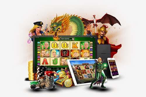 Tragamonedas que puedes jugar en casinos móviles