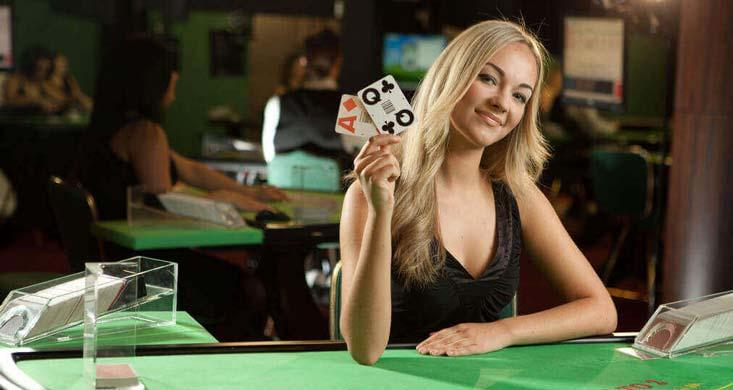El blackjack en vivo tiene el RTP más alto entre los juegos de casino