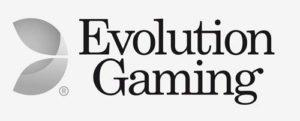 Evolution Logo White