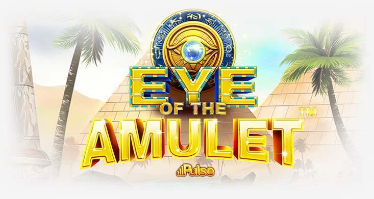 iSoftBet Eye of the Amulet