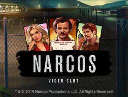 Narcos – NetEnt