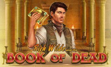 book of dead - juega gratis en la slot de Play'n go
